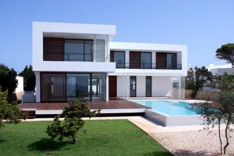 casa contemporanea