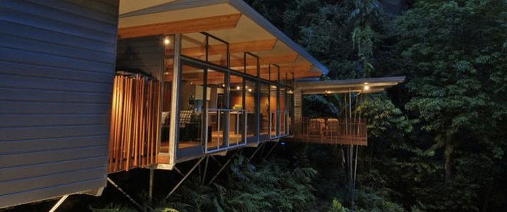Cabana ecologica